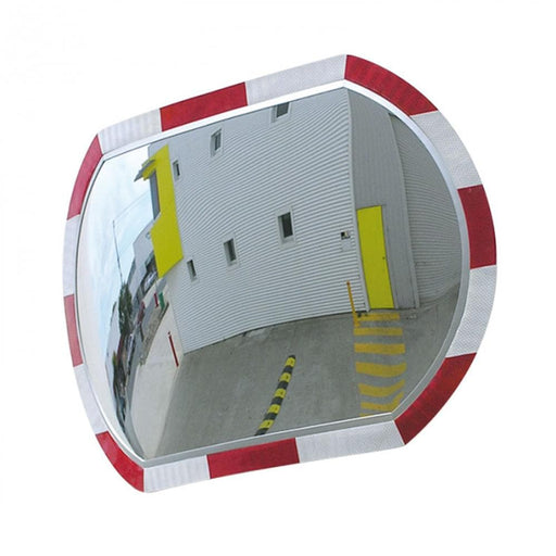 Barrier Group High-Vis Convex Mirror - Roundtangular - Barrier Group - Ramp Champ
