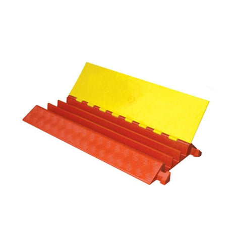Barrier Group Hinged Lid Polyurethane Cable Protector - 3 Channel