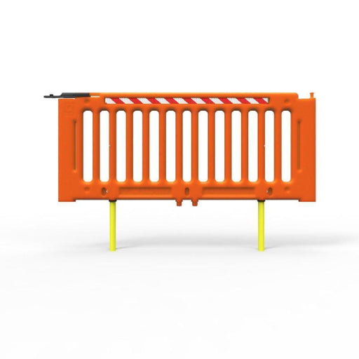 Barrier Group Load-Safe-Q Truck Tray Safety Barrier - Barrier Group - Ramp Champ