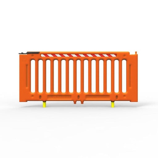 Barrier Group Menni-Q Modular Pedestrian Separation Fence - Barrier Group - Ramp Champ