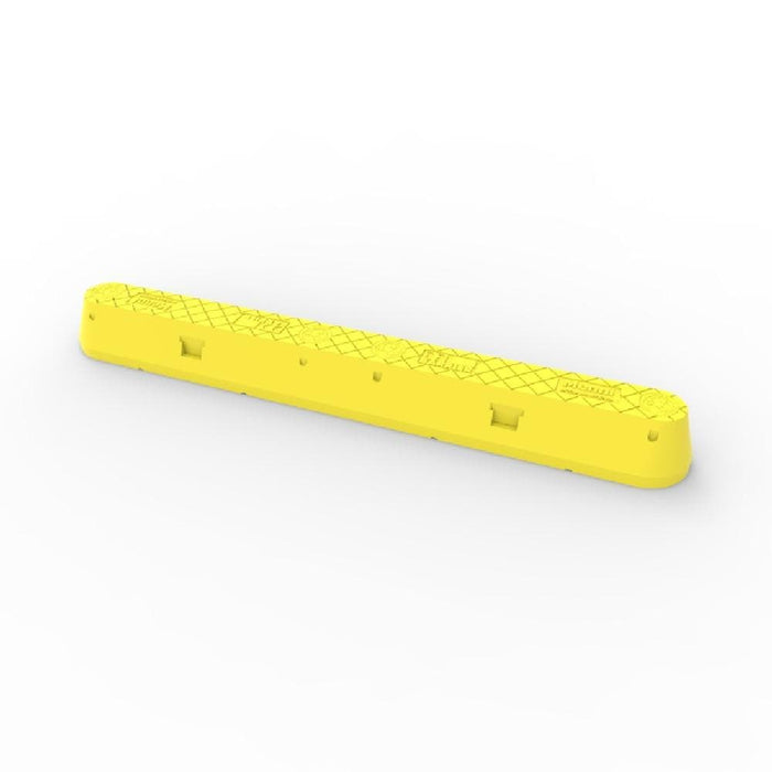 Barrier Group Menni Pallet Racking End Protector - Yellow High-Vis - Barrier Group - Ramp Champ