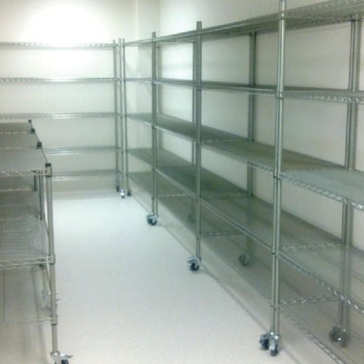 Barrier Group Modular Wire Shelving - Barrier Group - Ramp Champ