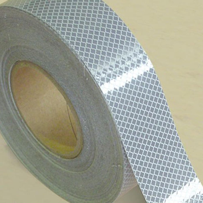 Barrier Group Reflective Tape White Class 1 - 50mm x 5m - Barrier Group - Ramp Champ