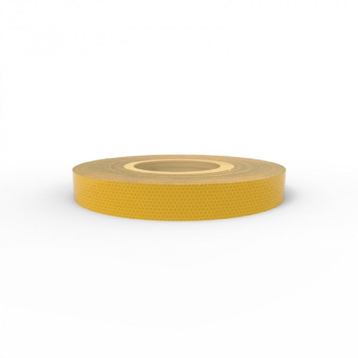 Barrier Group Reflective Tape Yellow Class 1 - 50mm x 5m - Barrier Group - Ramp Champ