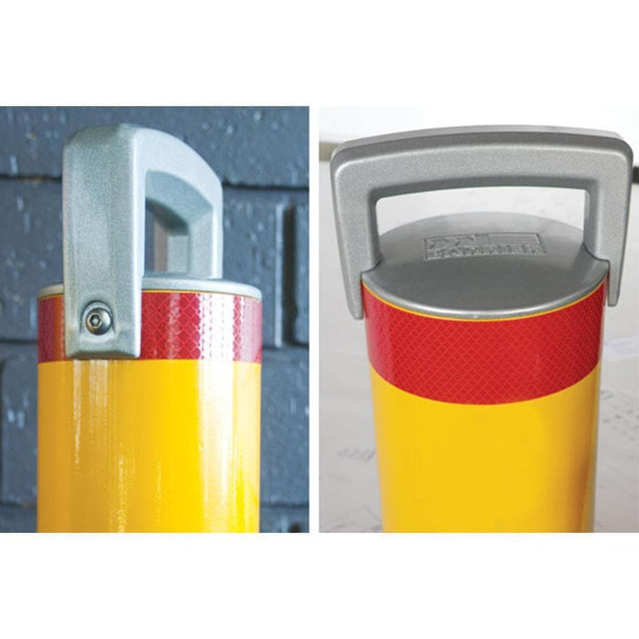 Barrier Group Sleeve-Lok Removable Bollard for Roller Doors - Barrier Group - Ramp Champ