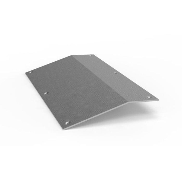 Barrier Group Steel Driveway Kerb Ramp Plate 415mm x 800mm - Barrier Group - Ramp Champ