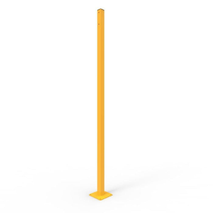 Barrier Group Suspended Height Restriction Bar with Hanger Assemblies - Barrier Group - Ramp Champ