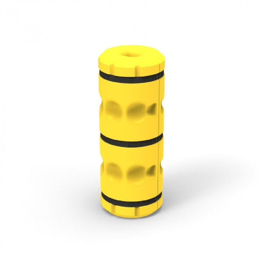 Barrier Group Warehouse & Factory Yellow Foam Column Cushion Kit - Barrier Group - Ramp Champ