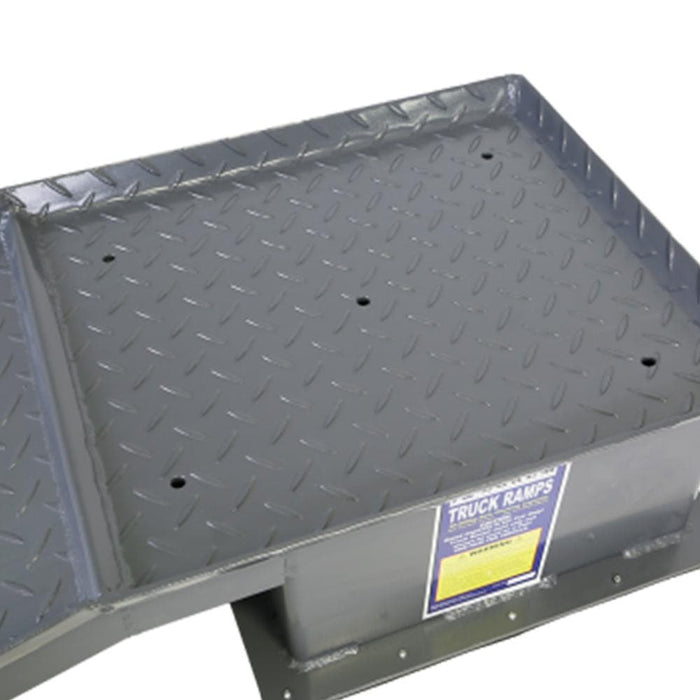 Borum 20-Tonne Steel Portable Truck/Forklift Maintenance Ramps - Borum - Ramp Champ