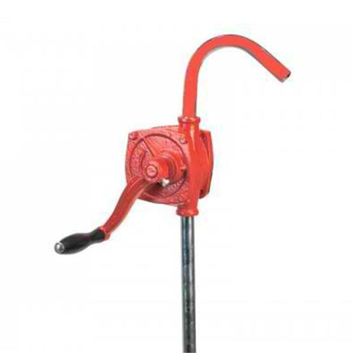 Borum Aluminium Hand Operated Rotary Fuel Pump - Borum - Ramp Champ