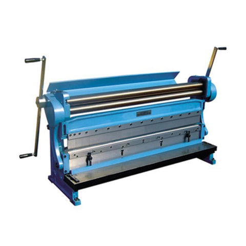 Borum Industrial 3-In-1 Combination Shear, Press Brake & Slip Roll
