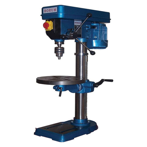 Borum Industrial Bench Drill 16-Speed 1HP - Borum - Ramp Champ