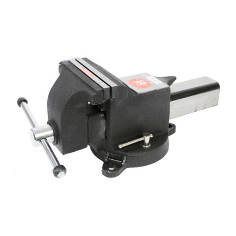 Borum Industrial Heavy-Duty Bench Vice Cast Iron with 10-Year Warranty