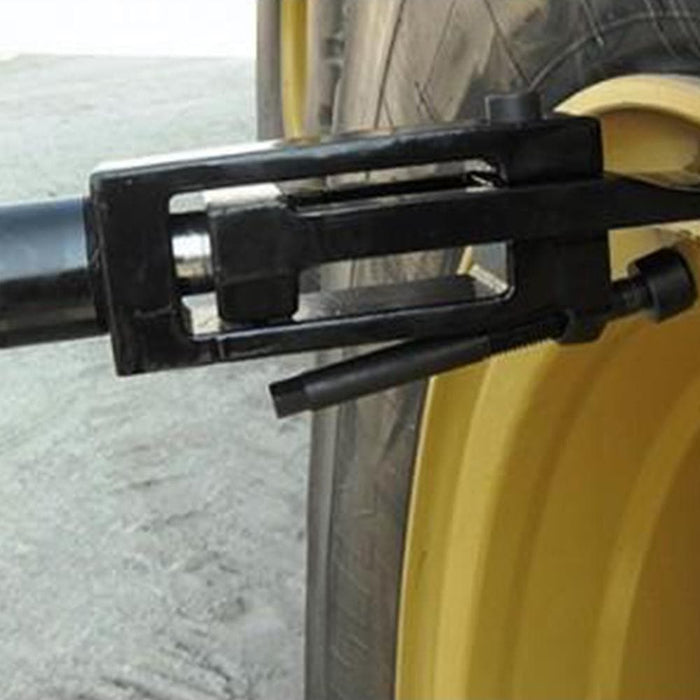 Borum Industrial Hydraulic Tyre/Earthmover Bead Breaker, 13,000kg - Borum - Ramp Champ