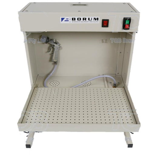 Borum Industrial Mini Wall or Benchtop Parts Washer - Borum - Ramp Champ
