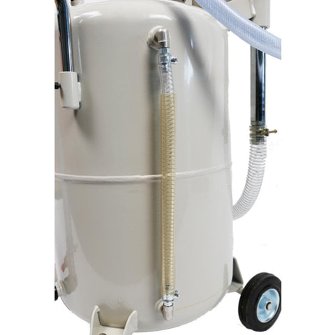 Borum Industrial Oil Drainer Extractor, 65 Litre
