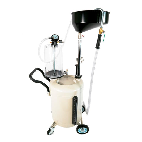 Borum Industrial Oil Drainer Extractor, 90 Litre - Borum - Ramp Champ