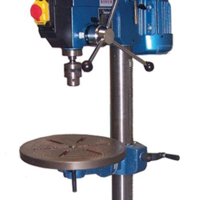 Borum Industrial Pedestal Drill 16-Speed 1HP - Borum - Ramp Champ