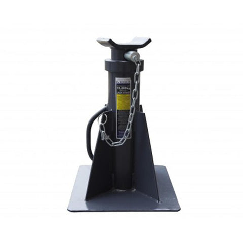 Borum Industrial Pin-Style Short Jack Stand, 15,000kg