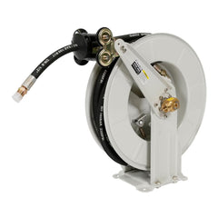 Borum Industrial Wall-Mountable Oil Hose Reel 13mm x 10m