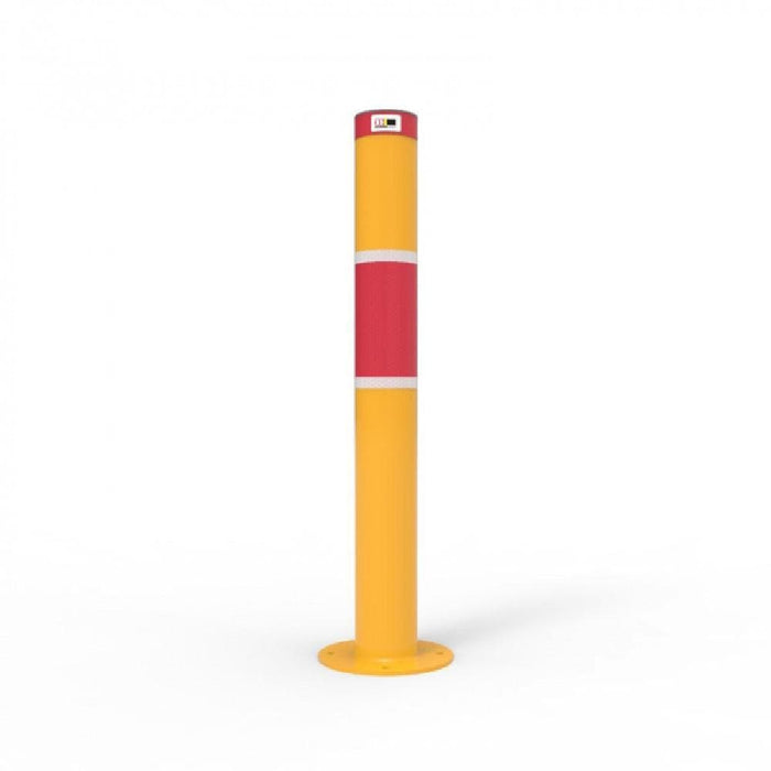 Barrier Group Holding Rail Bollard for Cyclist & Pedestrians - Barrier Group - Ramp Champ
