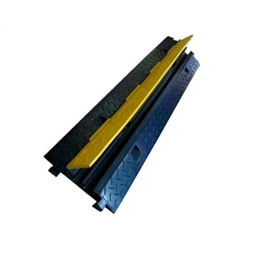 CMT Low Profile Heavy-Duty Polyurethane Cable Protector - 2 Channel - TOG - Ramp Champ