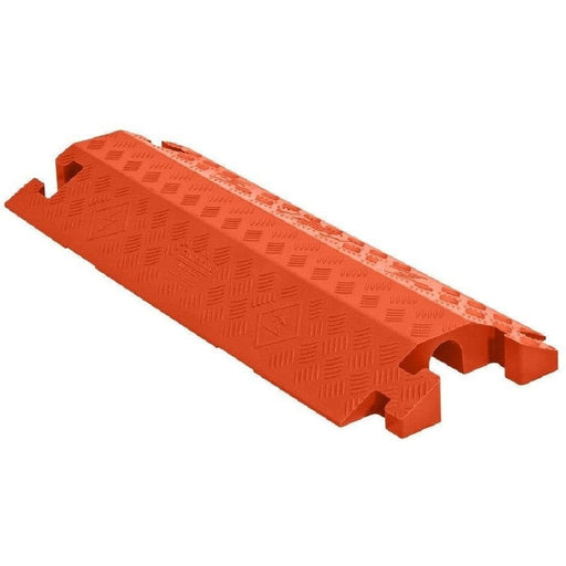 Checkers 1 Channel Drop Over - 10.5-Tonne Capacity Cable Protector - Checkers - Ramp Champ
