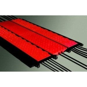 Checkers 2 Channel CrossLink - Guard Dog Cable Protector - Checkers - Ramp Champ