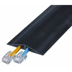 Checkers 2 Channel Rubber Duct - Small Cable Protector