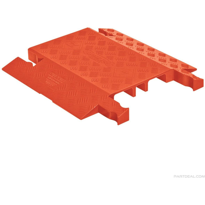 Checkers 3 Channel Drop Over - 9.5-Tonne Capacity Cable Protector - Checkers - Ramp Champ