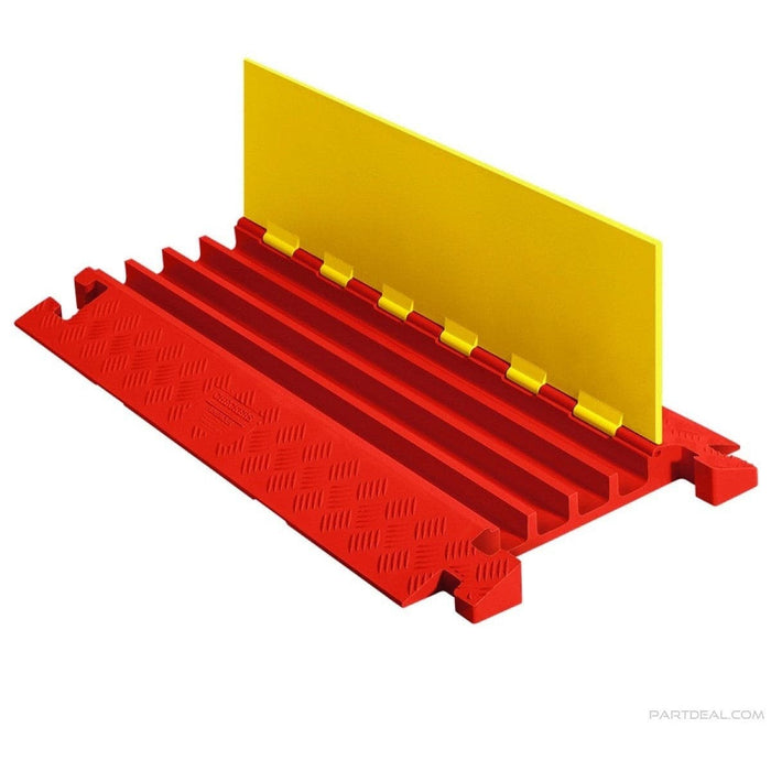 Checkers 4 Channel Heavy Duty - 18.1-Tonne Capacity Cable Protector - Checkers - Ramp Champ