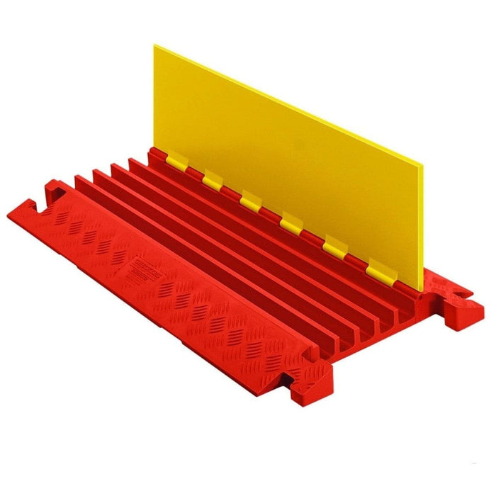 Checkers 5 Channel Heavy Duty - 18.1-Tonne Capacity Cable Protector - Checkers - Ramp Champ