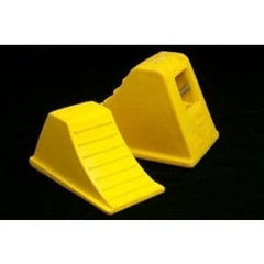 Checkers Heavy Duty All-Terrain Commercial Wheel Chock