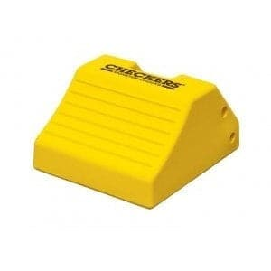 Checkers Heavy Duty Mining Wheel Chock, 250-Tonne Capacity - Checkers - Ramp Champ