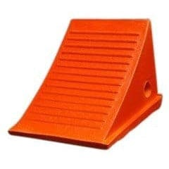 Checkers Urethane Wheel Chock 22-Tonne Capacity - Checkers - Ramp Champ