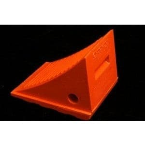Checkers Urethane Wheel Chock 31.8-Tonne Capacity - Checkers - Ramp Champ
