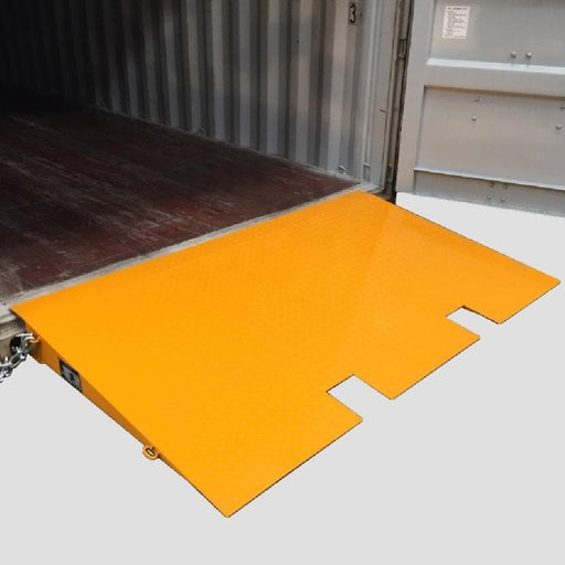 DHE 6-Tonne Steel Container Ramp Light Duty - DHE - Ramp Champ