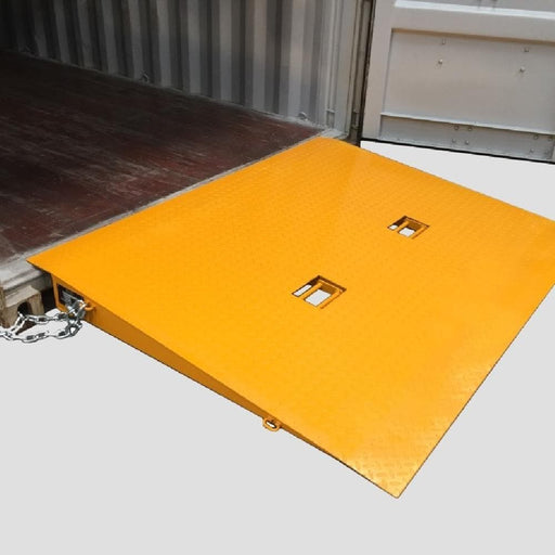 DHE 6.5 Tonne Steel Container Ramp Standard Duty