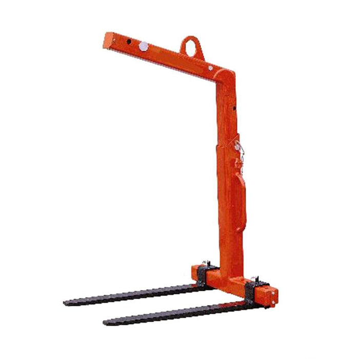 DHE Crane Pallet Lifter Auto-Levelling Lifting Attachment - DHE - Ramp Champ