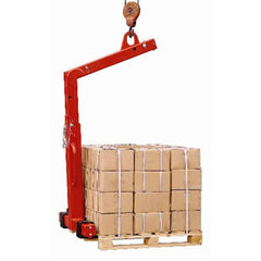DHE Crane Pallet Lifter Auto-Levelling Lifting Attachment