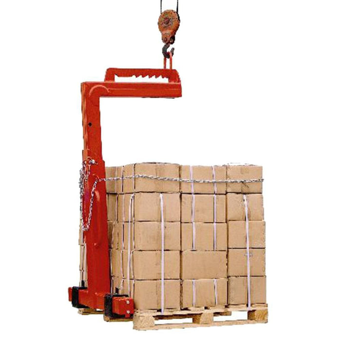 DHE Crane Pallet Lifter Crane Lifting Attachment - DHE - Ramp Champ