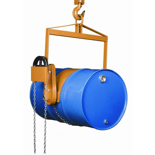 DHE Geared Drum Lifter and Rotator, 360kg Capacity - DHE - Ramp Champ