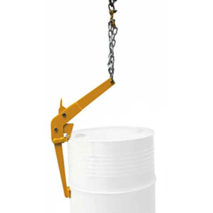 DHE Vertical Drum Lifter 210L / 52-Gallon Drum Lifter, 500kg Capacity - DHE - Ramp Champ