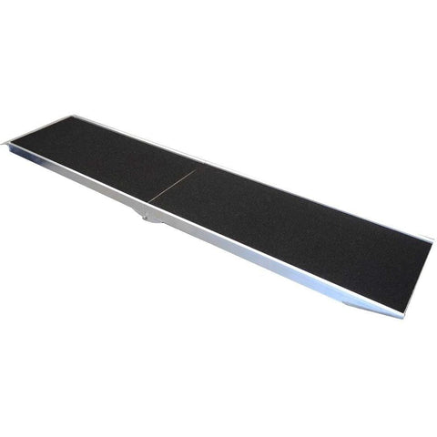 1.8m Folding Aluminium Dog Ramp, 110kg Capacity - Oz Loading Ramps - Ramp Champ