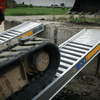 Image of Digga 3 Tonne 3.5m x 410mm Ezi-Loada Aluminium Loading Ramps - Digga - Ramp Champ