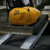 Image of Digga 1 Tonne 2.5m x 300mm Ezi-Loada Aluminium Loading Ramps, Pair - Digga - Ramp Champ