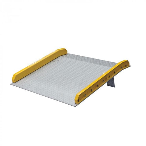 Barrier Group Heavy-Duty Aluminium Dock Board Ramp 1525mm x 1525mm