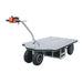 Troden Workshop Equipment Durolla Battery Powered Large Platform Trolley, 800kg Capacity