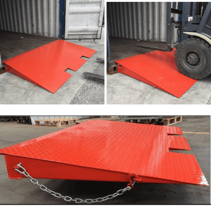 Heeve Economy-Series 6-Tonne Forklift Container Ramp - Heeve - Ramp Champ