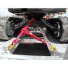 Image of Sureweld 1.72T Aluminium Mini-Excavator Plant Trailer SW2000C - Sureweld - Ramp Champ
